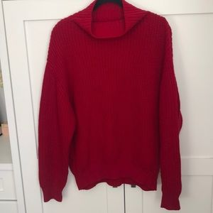 Loose fit Wilfred sweater